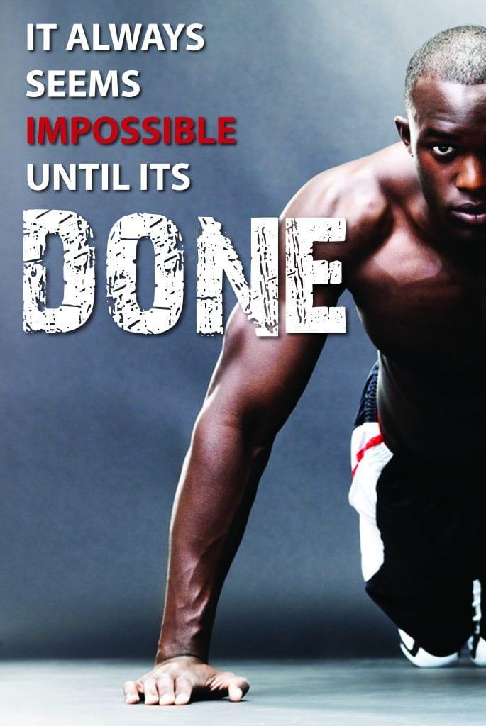 graphic design motivational poster