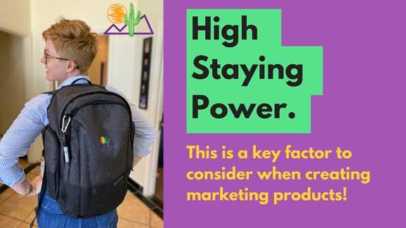 creating unique promotional products tucson