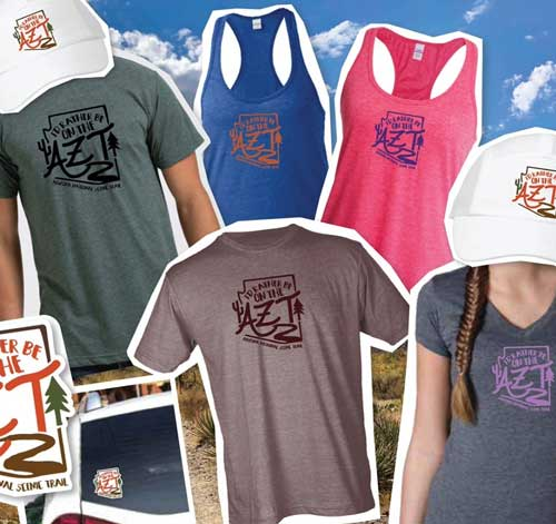 custom branded t shirt marketing products in tucson